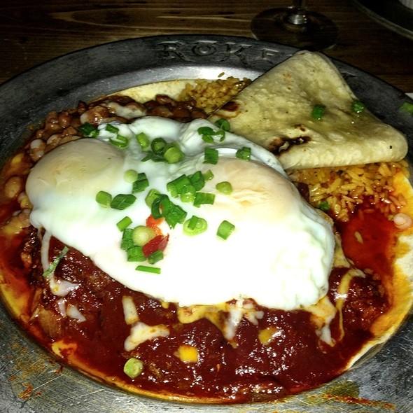 Carne Adovada - Richardson's Cuisine of New Mexico, Phoenix, AZ