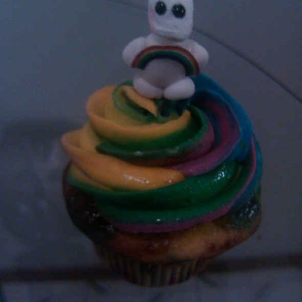 Cupcake @ The Purple Pastry Chef