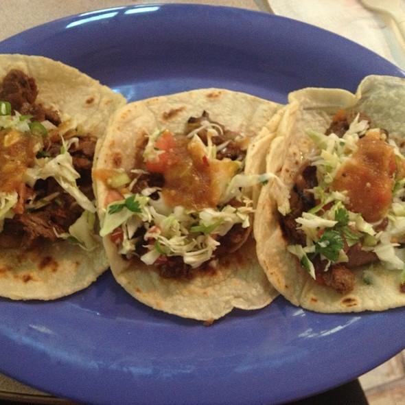 Carne Asada Tacos - El Palomar - Santa Cruz, Santa Cruz, CA