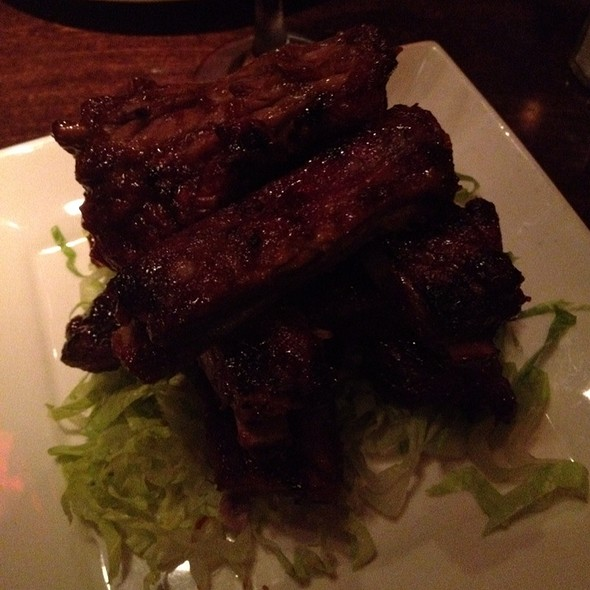 Barbeque Pork Ribs @ Kezar Bar & Grill