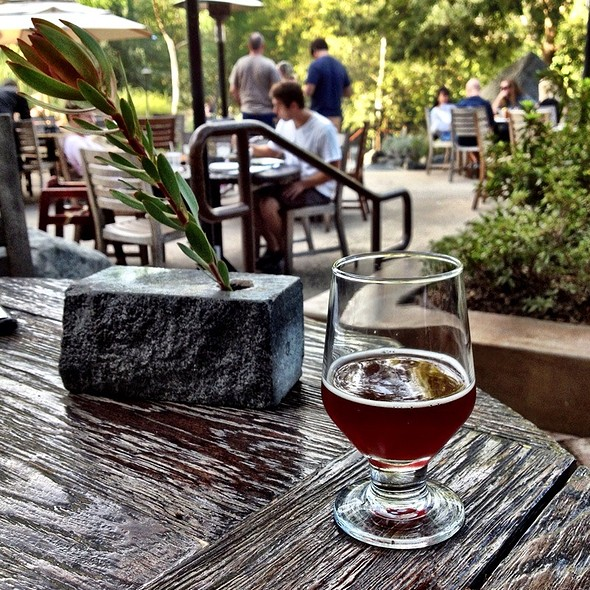 Liefman's Cuvee Brut - Stone Brewing World Bistro & Gardens, Escondido, CA