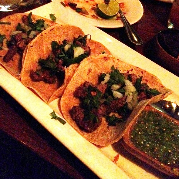 Tacos Capital - Milagro on Queen West, Toronto, ON