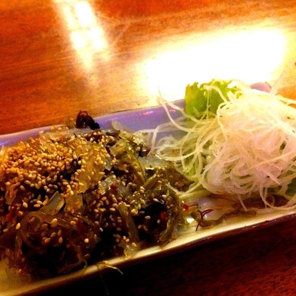 Seaweed salad @ Onsen