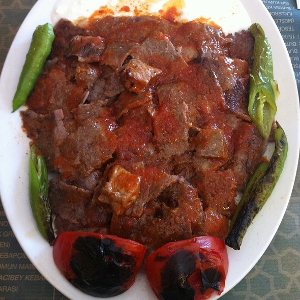 Bursa Iskender Kebab