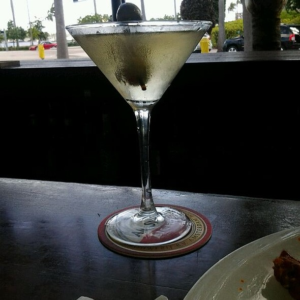 Martini - E.R. Bradley's Saloon, West Palm Beach, FL
