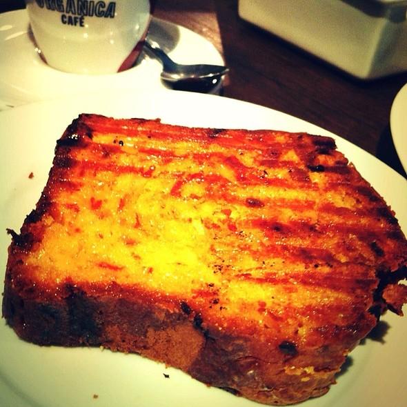 Pão De Tomate