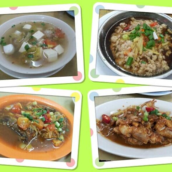 Sambal Big Prawns @ See Kong Ooi Restaurant