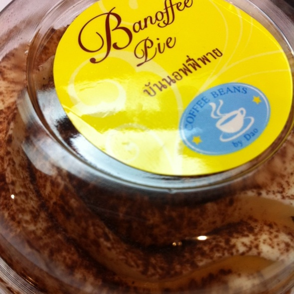 Banoffee Pie @ Coffee Beans By Dao