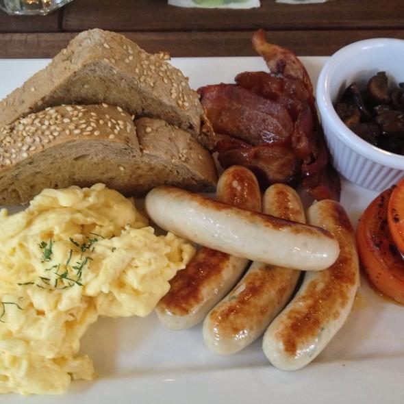 Chock Full Of Big Breakfast @ Chock Full Of Beans@Changi Village