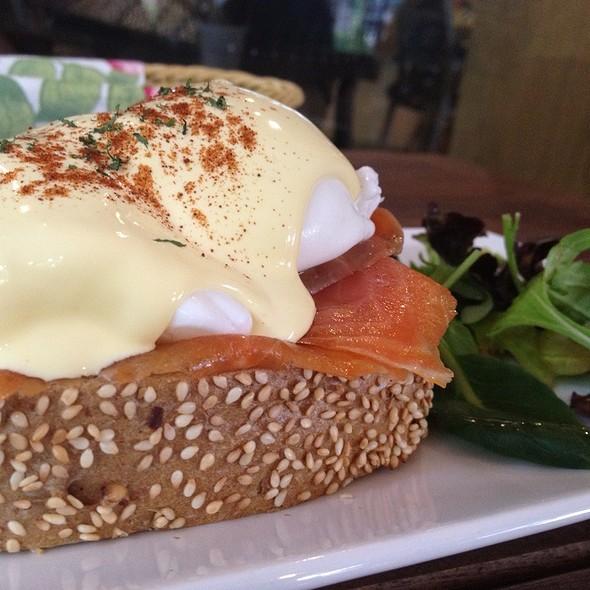 Eggs Atlantic @ Chock Full Of Beans@Changi Village