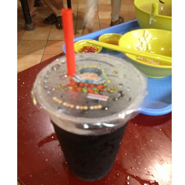 Grass Jelly $1 @ Albert Centre Market & Food Centre (Queen Street Market)