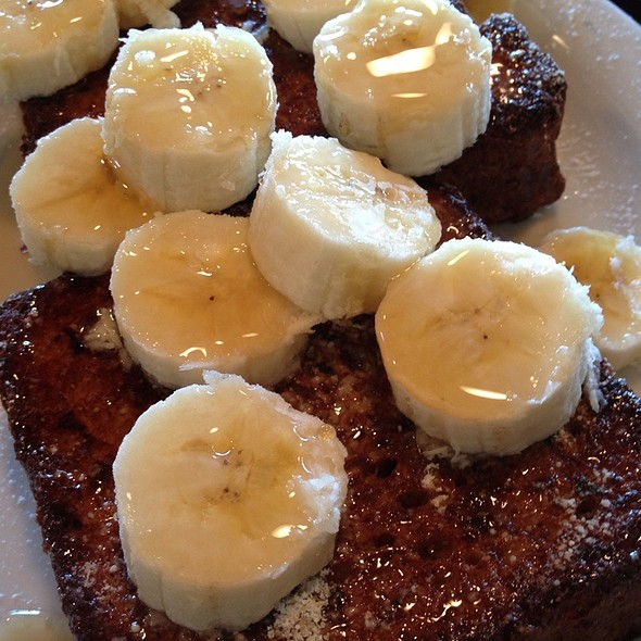 French Toast @ The Curious Palate