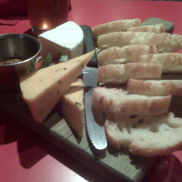 Cheese Plate @ Motor City Brewing Works Inc