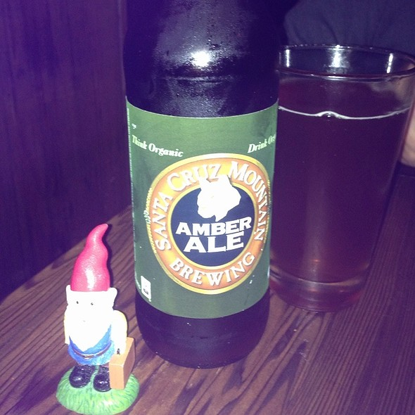 Santa Cruz Mountain Amber Ale