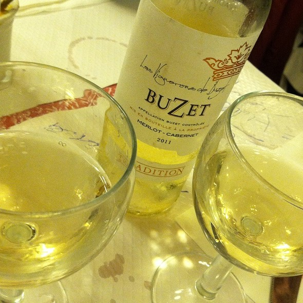 Bottle Of Merlot-Cabranet