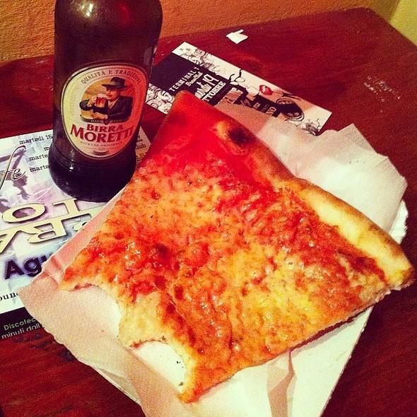Si mangia la notte @ Pizza del Sole