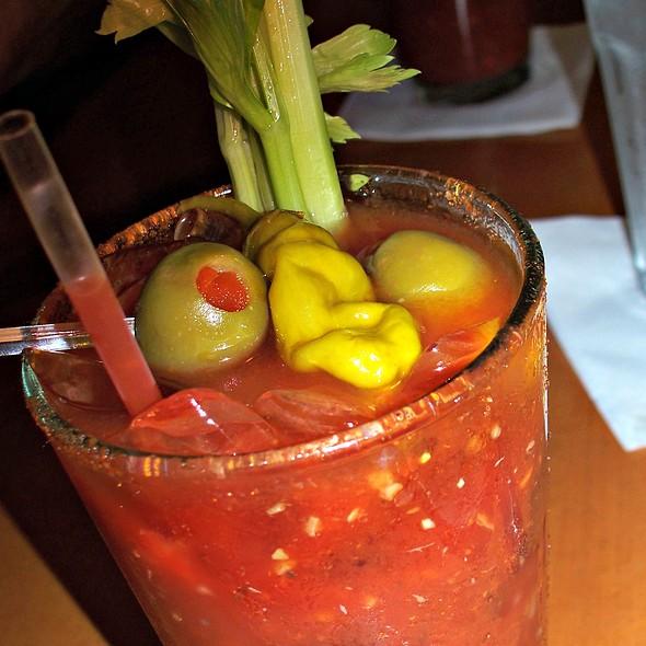 Holy Mary Bloody Mary @ Katz's Deli & Bar