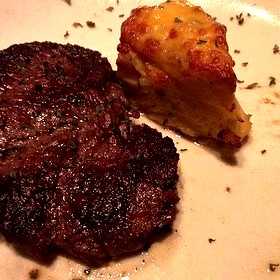 Lite Filet Mignon - Fleming's Steakhouse - Orlando