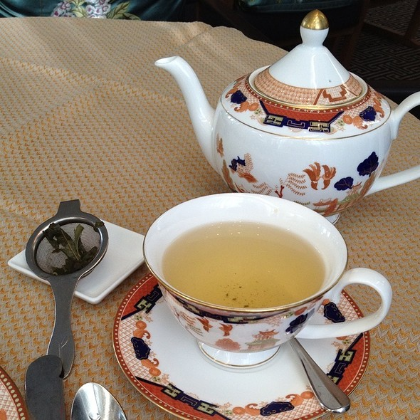 Afternoon Tea @ Xi Shi Lounge (Shangri-La Hotel)