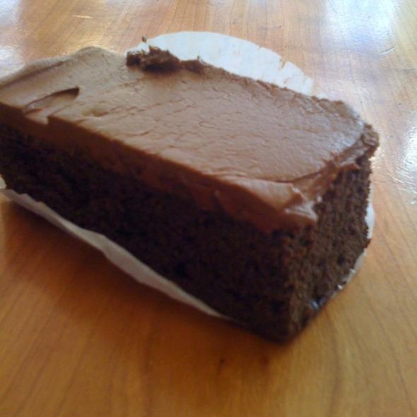 Vegan Brownie @ Victrola Coffee Inc