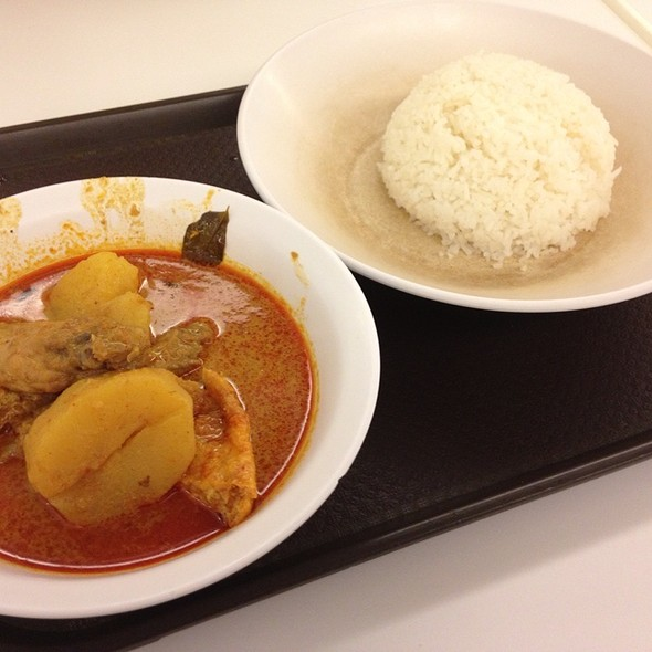 Chicken Curry @ Toast Box @ Changi Airport