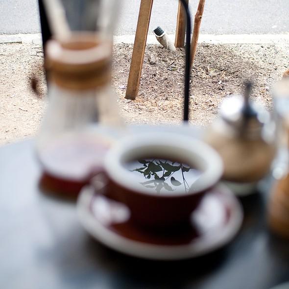 Pour Over @ Gnome Cafe