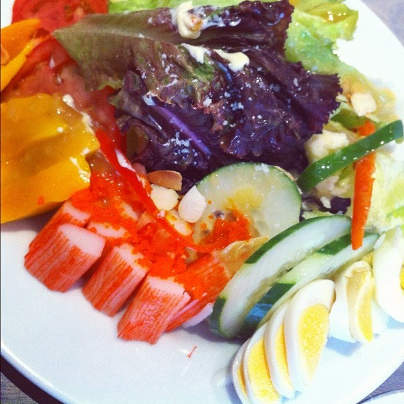 Seafood Salad @ Ucc Cafe Terrace