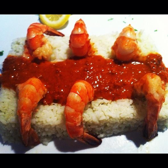 Shrimp Dynamite @ Kitchen, Greenbelt 3, Makati