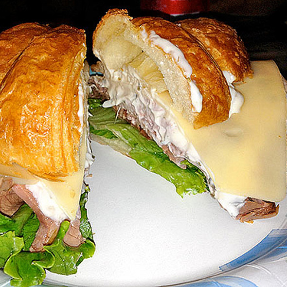 Roast Beef Sandwich @ Al`s Deli