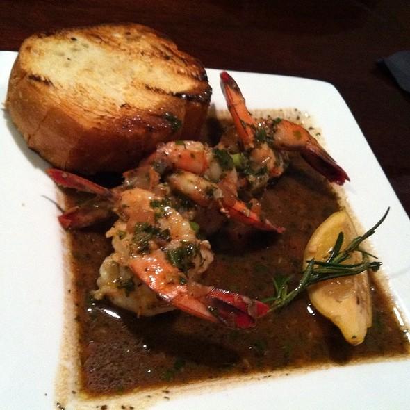 New Orleans Style Bbq Gulf Shrimp - Jolie's Louisiana Bistro, Lafayette, LA