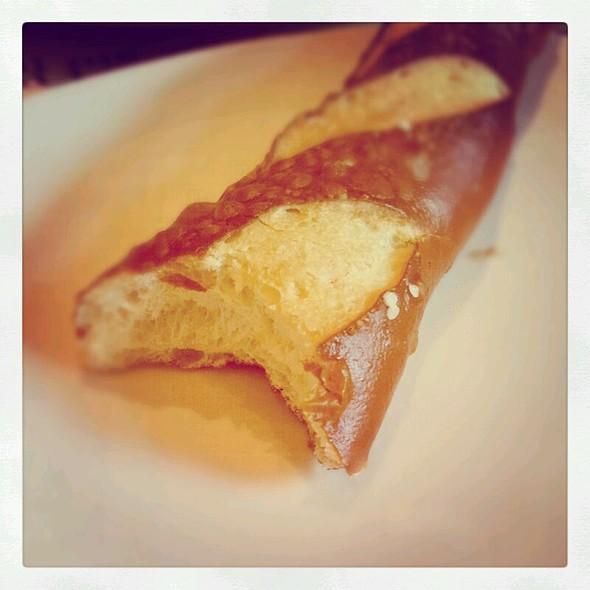 Soft Pretzel Bread @ Jean Philippe Patisserie (Aria)