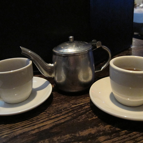 Hot Tea - Madhatter, Washington, DC
