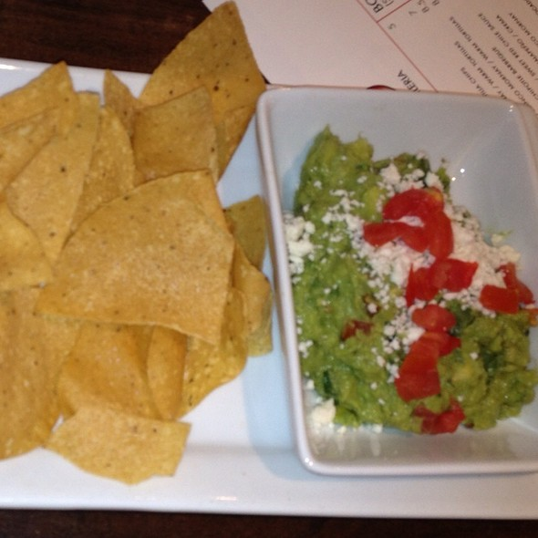 Chips and Guacamole @ Zocalo