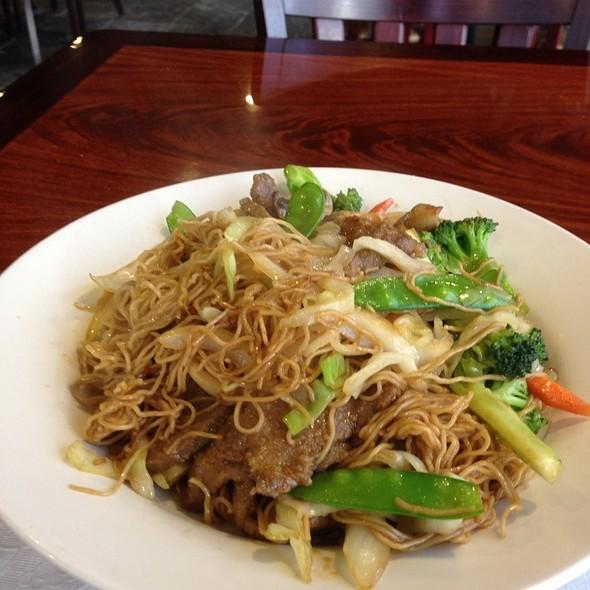 Asian Cafe Corpus Menu