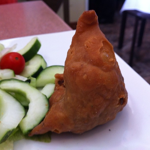 Vegetable Samosa - Kashmir, Boston, MA