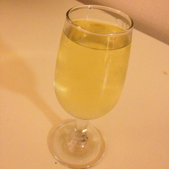 Tic Tok Chardonnay - Citrus Restaurant, Orlando, FL