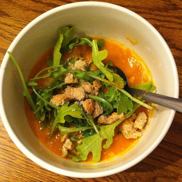 Butternut Squash Soup @ Home