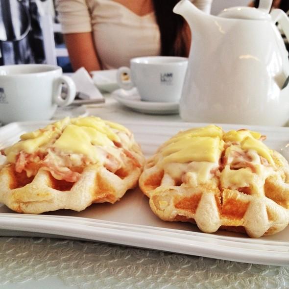 Pegi Waffles Menu - San Juan, Metro Manila - Foodspotting