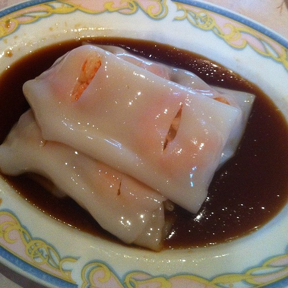 Chun Feng De Yi-Steamed Prawn Rice Roll @ Nieuw City paleis
