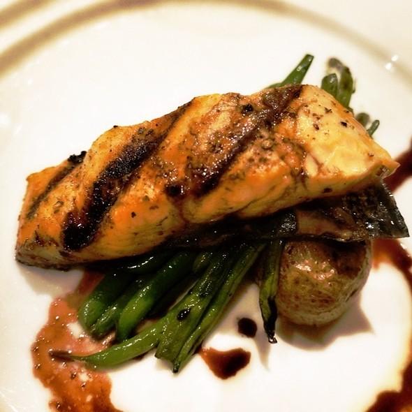 Salmon - Peppercorns Grill, Hartford, CT