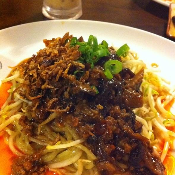 Taiwanese Jar Jiang Noodle @ Taiwan Dami