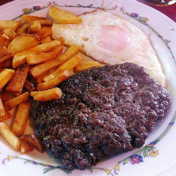 Hamburger @ Asador Mendipe Jatexea