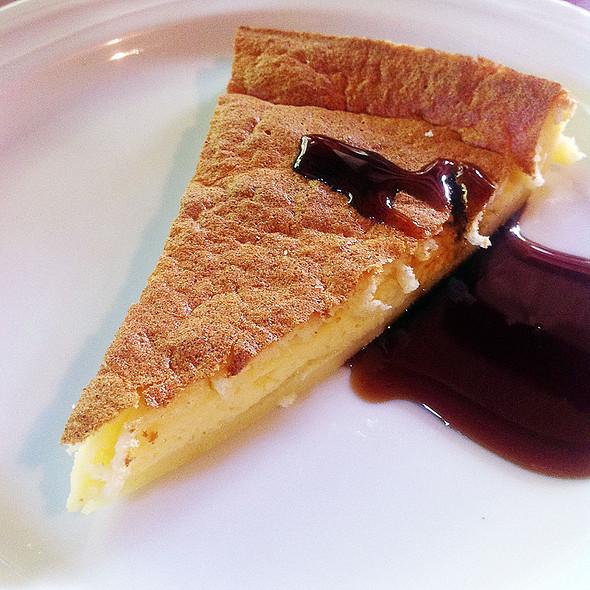 Cheesecake @ Asador Mendipe Jatexea