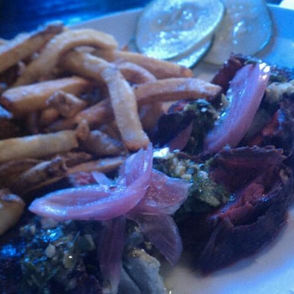 Grilled Hanger Steak - The Farmhouse - Kansas City, Kansas City, MO