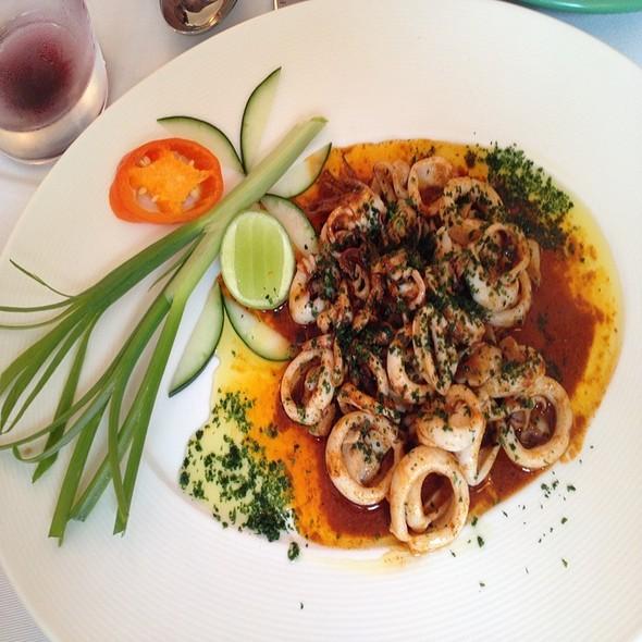 Calamares a la Plancha @ El Kapallaq