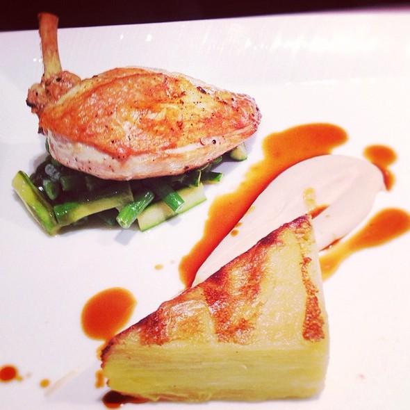 Grilled Chicken @ Hayat's Kitchen