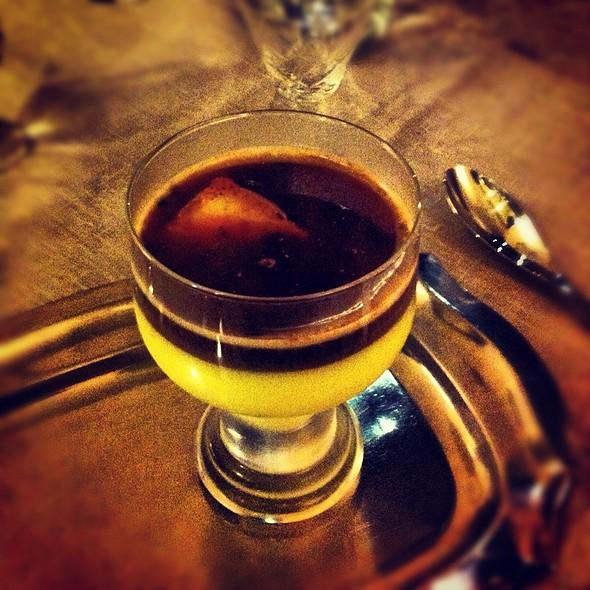 Tiramisu Cup @ Aromando Bistrot