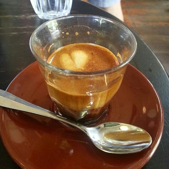 Double Macchiato @ Gnome Cafe