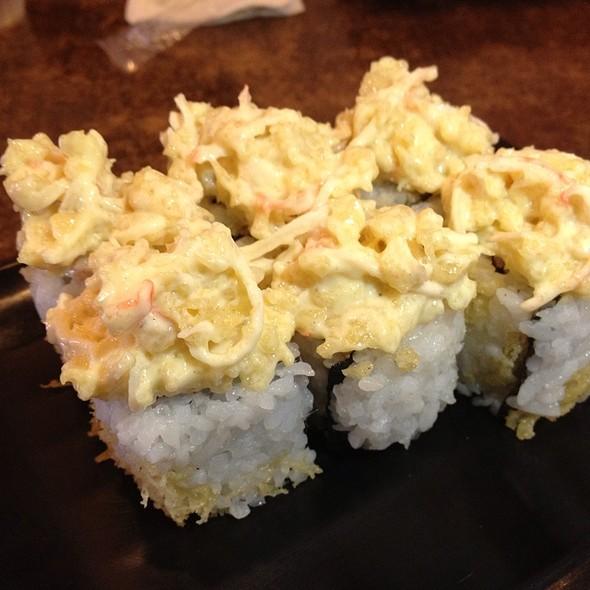 Crunchy Kani Maki @ L' Kaisei Express