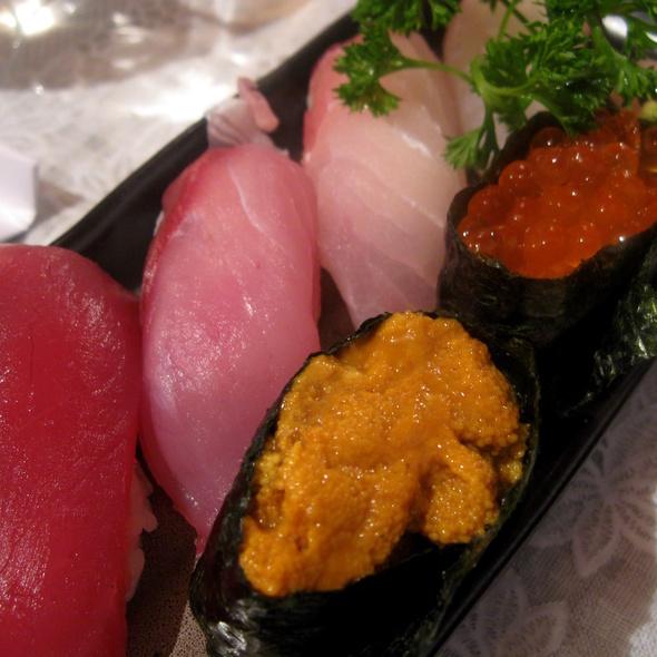 Sushi @ Kidoairaku